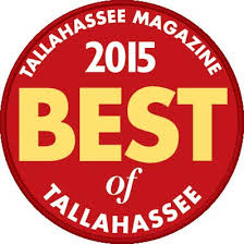 Voted best of Tallahassee 2015